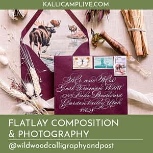Flatlay Composition and Photography Tips Allison McClanahan