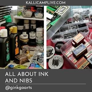 All About Ink and Nibs Jane Matsumoto